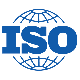 An icon of ISO certification.