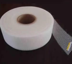 Fibergl Tape Provides Smooth Surface